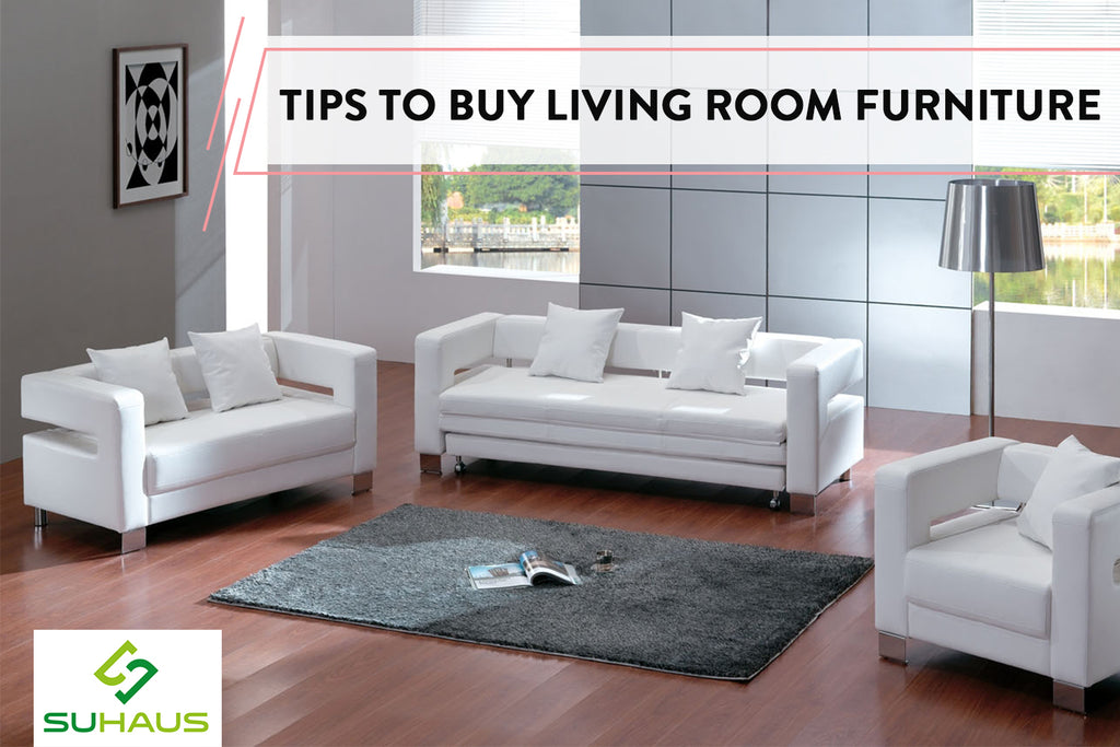 Tips To Buy Living Room Furniture