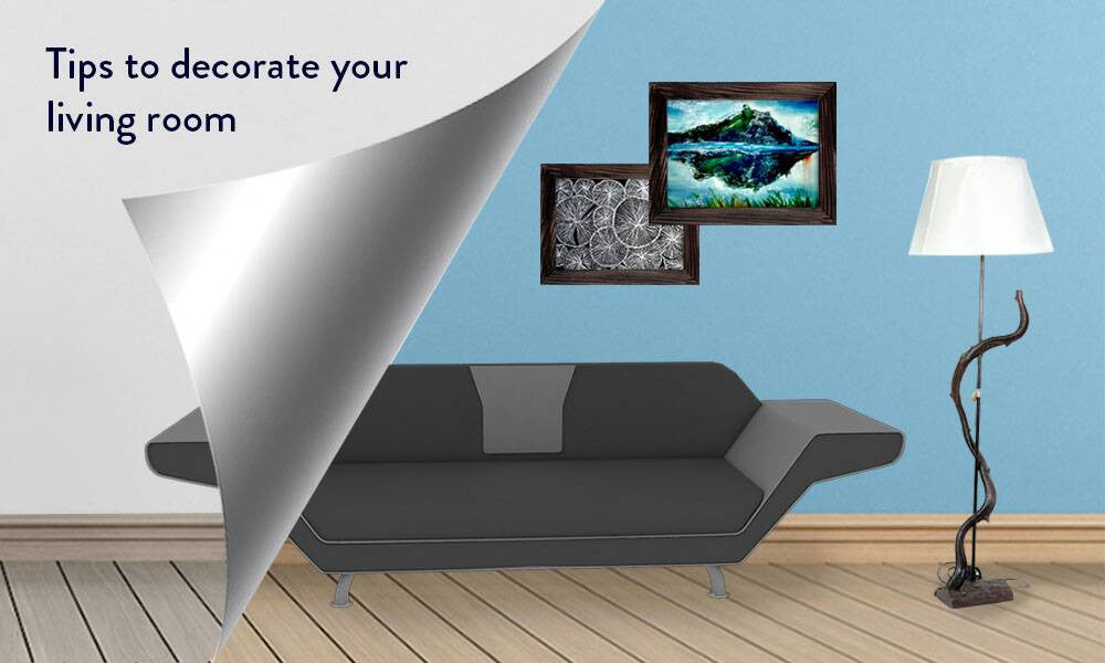 Tips to decorate your living room
