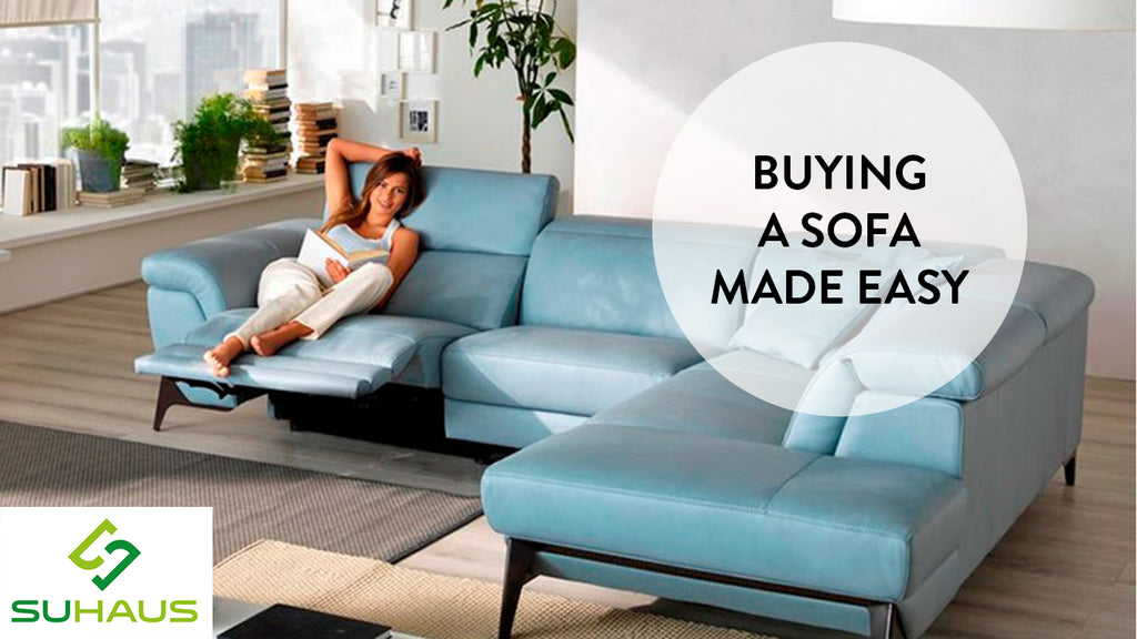 Buying a Sofa, Made Easy