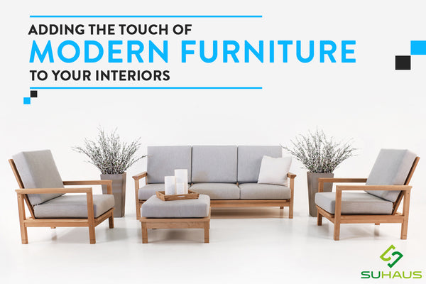 Modern Furniture - good furniture shops in bangalore