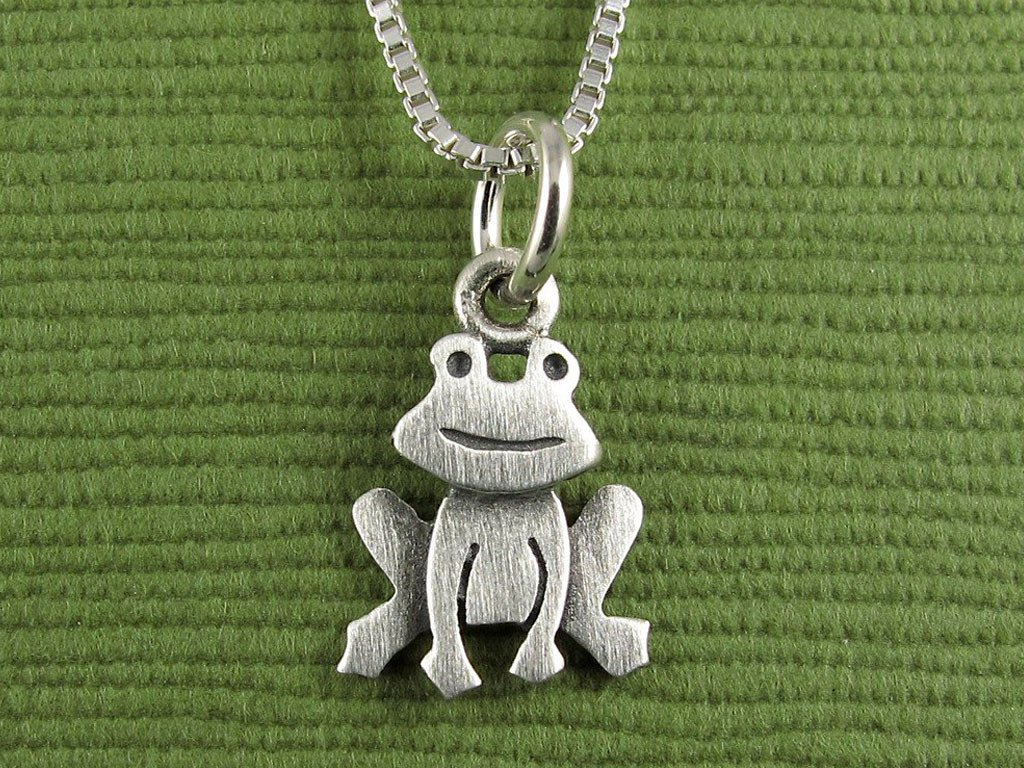 Collar Mini Amigo Frog