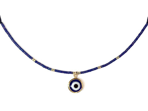 Collar Mini Evil Eye