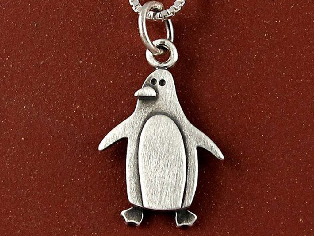 Collar Mini Amigo Penguin
