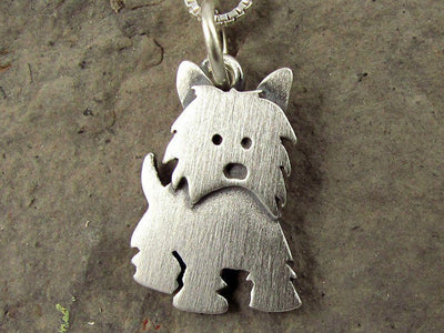 Collar Mini Amigo Westie