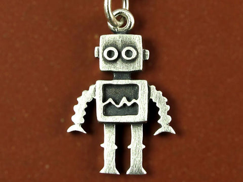 Collar Mini Amigo Robot