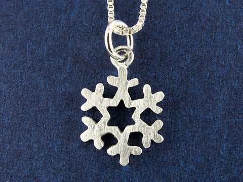 Collar Mini Amigo Snowflake