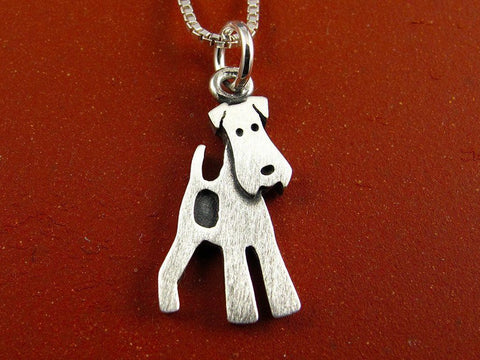 Collar Mini Amigo Airedale