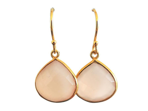 Aros Willow - Pink Chalcedony