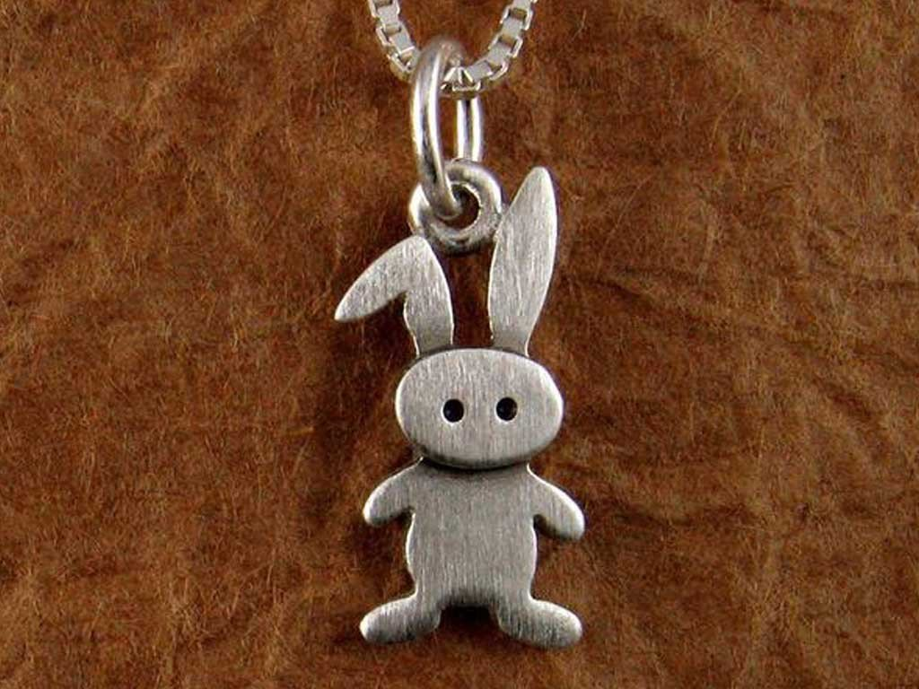 Collar Mini Amigo Bunny
