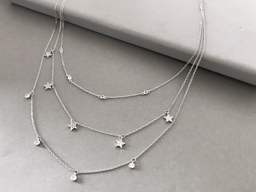 Collar Triple Bright Stars