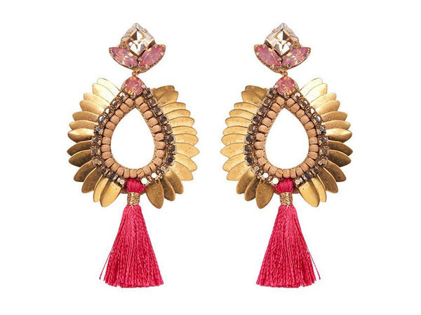Lieu Earrings