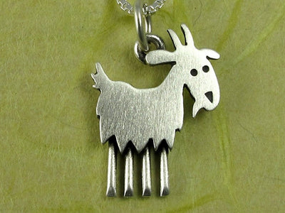 Collar Mini Amigo Goat