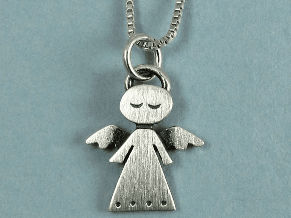 bd18c9890eb2 Collar Mini Amigo Angel - Cuatrocorners Chile
