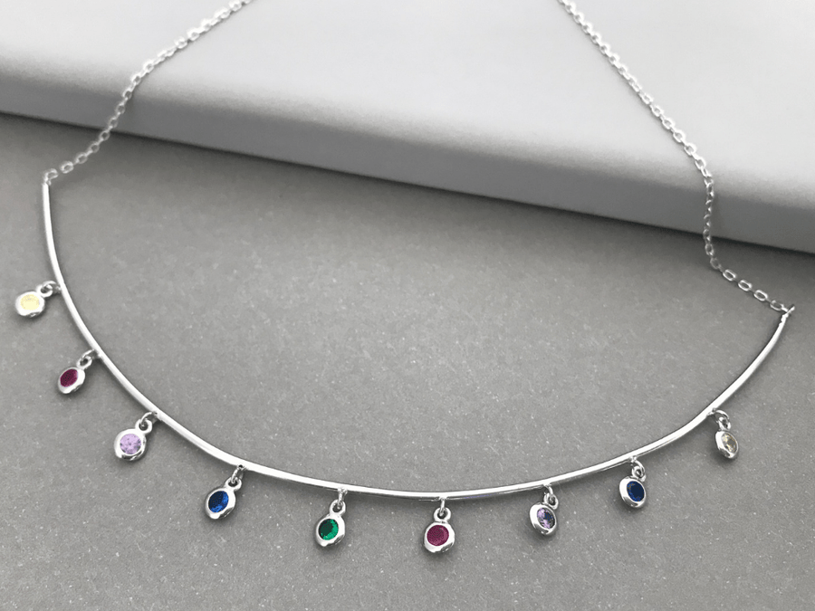 Choker Arc Multi Color