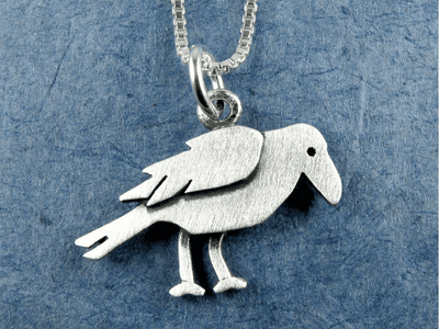 Collar Mini Amigo Crow