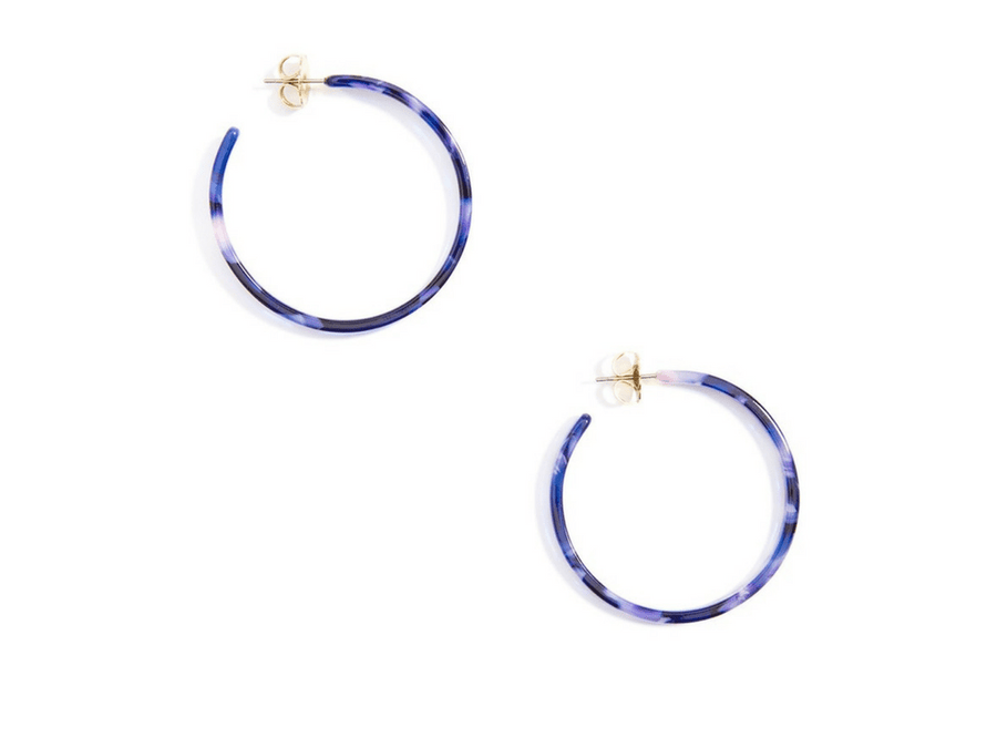 Heaven Resin Hoops