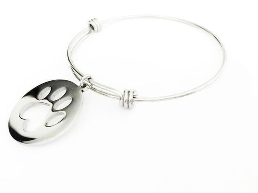 Love Paw Bangle