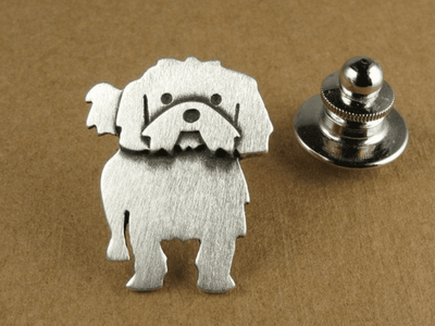 Pin Mini Amigo Shih Tzu