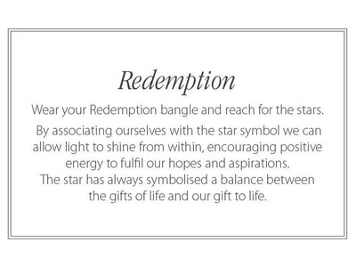 Redemption Star Bangle