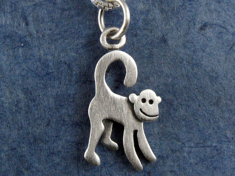 Collar Mini Amigo Monkey