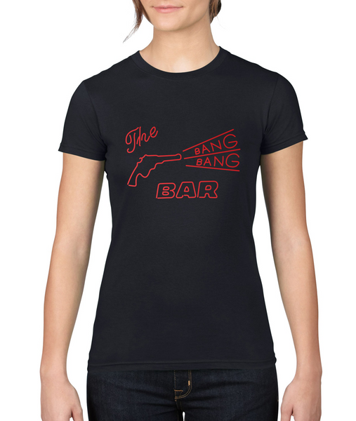 THE BANG-BANG BAR Womens Tee