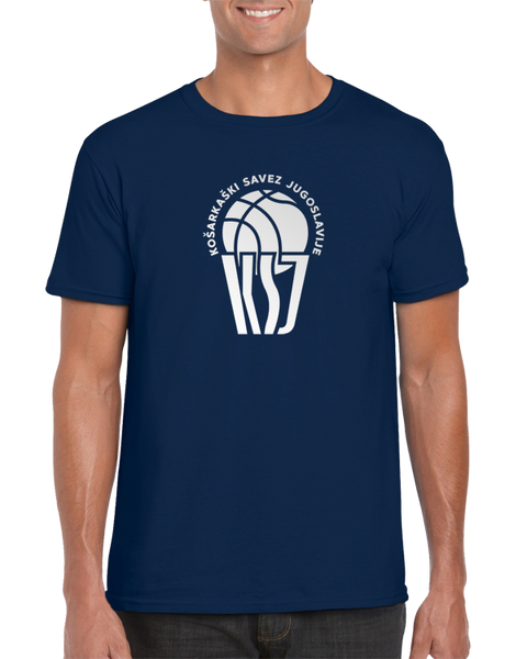 BASKETBALL FEDERATION OF YUGOSLAVIA Tee