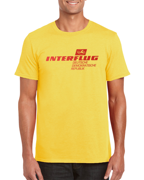 INTERFLUG Tee