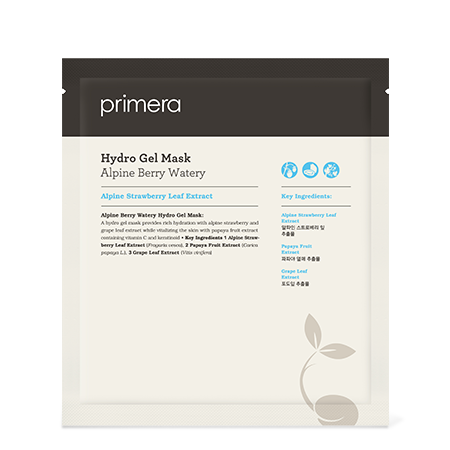 Primera Hydro Gel Mask - Alpine Berry Water