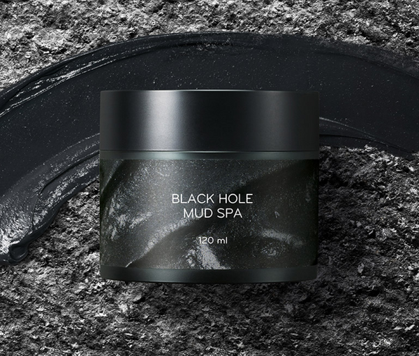 Lirikos Marine Energy Black Hole Mud Spa Mask