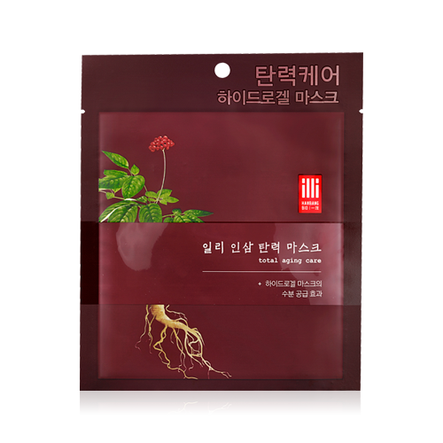 illi Ginseng Resilient mask