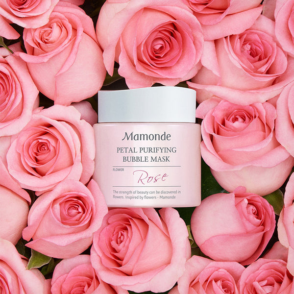 Mamonde Petal Purifying Bubble Mask