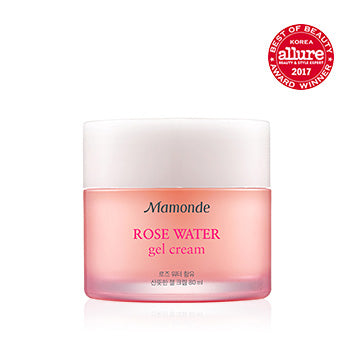 Mamonde Rose Water Gel Cream