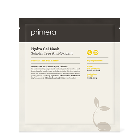 Primera Hydro Gel Mask - Scholar Tree Anti-Oxident