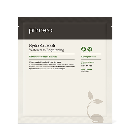 Primera Hydro Gel Mask - Watercress Brightening