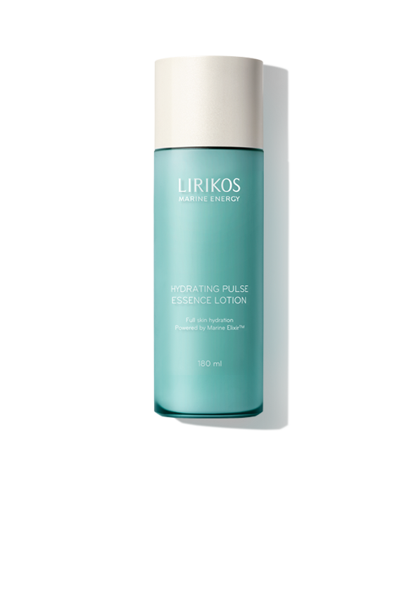 Lirikos Marine Energy Hydrating Pulse Essence Lotion