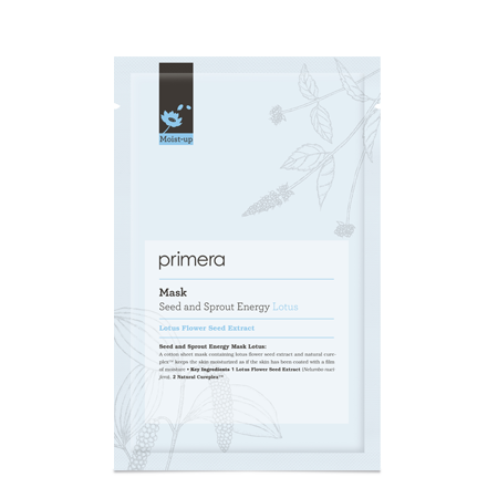Primera Seed and Sprout Energy Mask - Lotus
