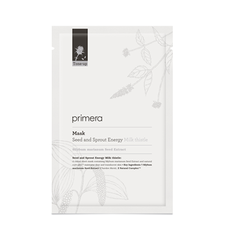 Primera Seed and Sprout Energy Mask - Milk Thistle