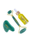 Pre-Order Nourishing Oil And Luxurious Jade And Guasha Kit