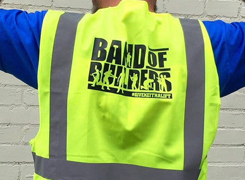 Band Of Builders Hi-Viz