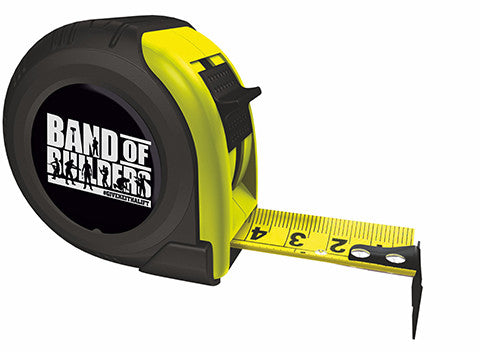 Band Of Builders Tape Measure
