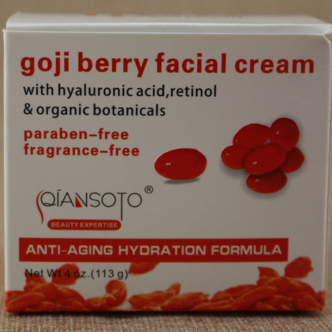 goji berry cream for face acne buy advantageous medical. Black Bedroom Furniture Sets. Home Design Ideas