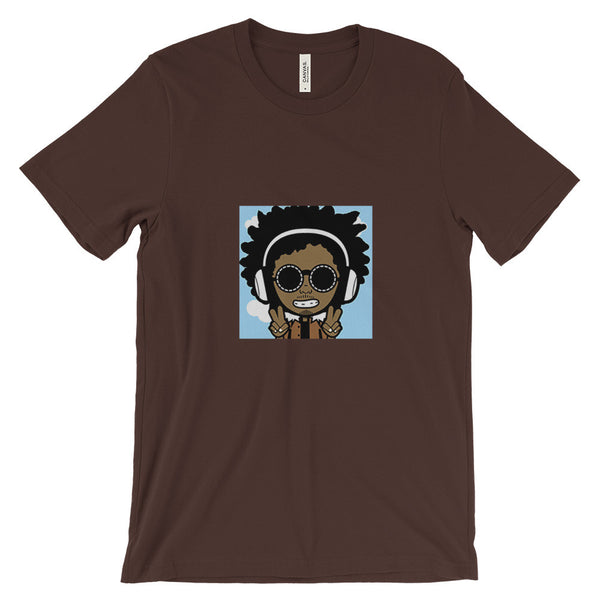 The Petty Committee: Petty Jackson in Color by Shelbi Masserati Unisex short sleeve t-shirt