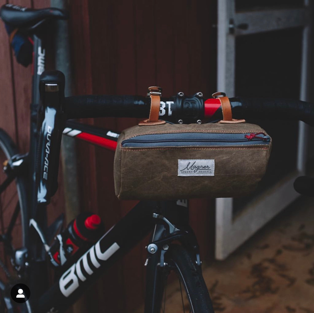 Hagen Mountain Handlebar Bag