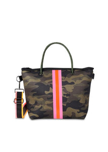 Ryan Fix Tote Green Camo