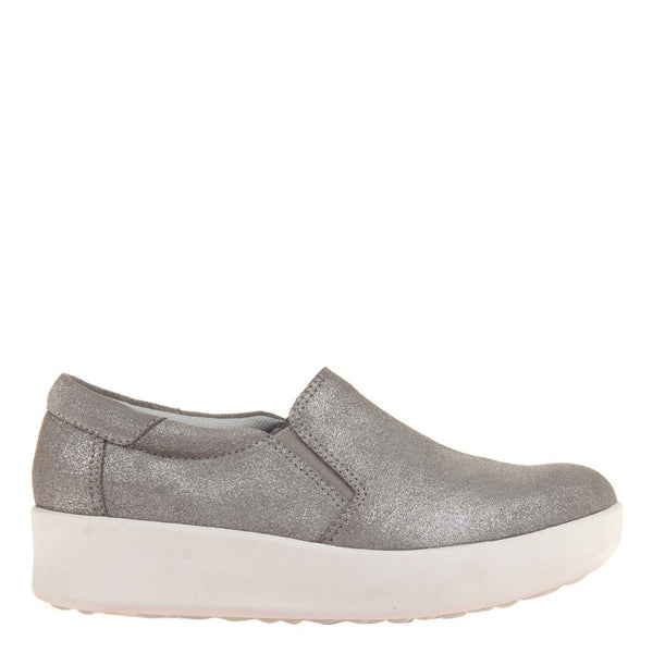 CAMILE in GREY SILVER, right view