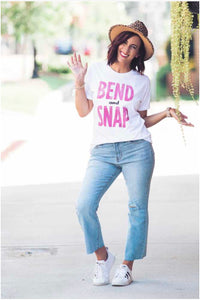 Bend & Snap Graphic Tee