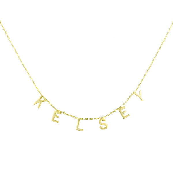 All in a name necklace PRE-ORDER
