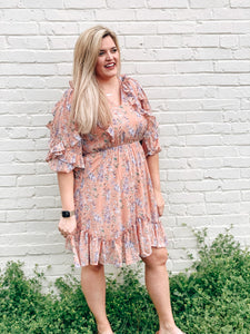 Josie Chiffon Dress