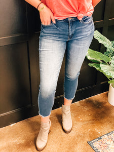 KanCan Mid-Rise Skinny Jeans