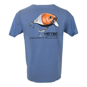 Top water Lure Ring Spun Cotton Tee